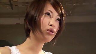 Japanese Beauty Girl Saki Otsuka Double Probingly