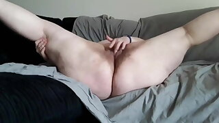 Bbwbootyful spreading legs, rubbing obese pussy needing a fuck