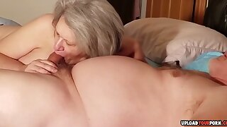 Older Lady Sucking A Cock A charge out of prefer A Pro